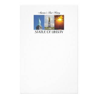 ABH Statue of Liberty Stationery