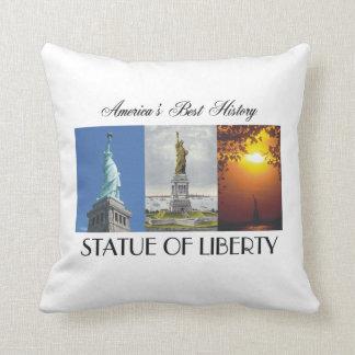 ABH Statue of Liberty Throw Pillow