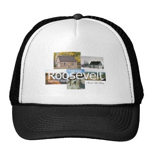ABH Theodore Roosevelt NP Trucker Hat