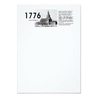 ABH Timeline 1776 Card
