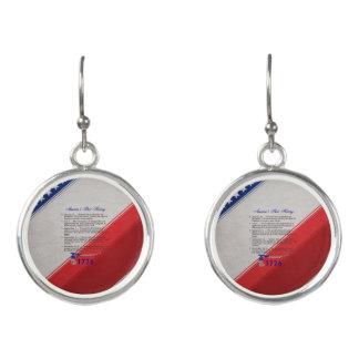 ABH Timeline 1776 Earrings