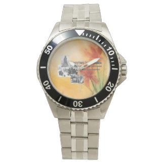 ABH Tubman National Monument Wristwatch