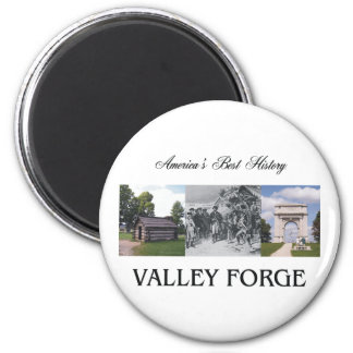ABH Valley Forge 2 Inch Round Magnet