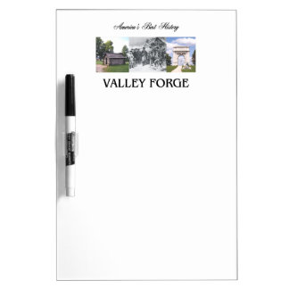 ABH Valley Forge Dry Erase Board
