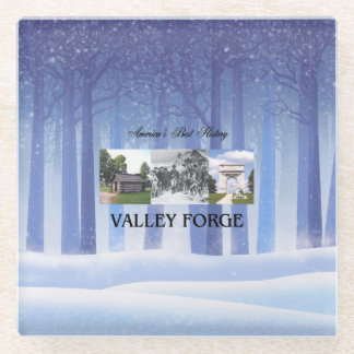ABH Valley Forge Glass Coaster