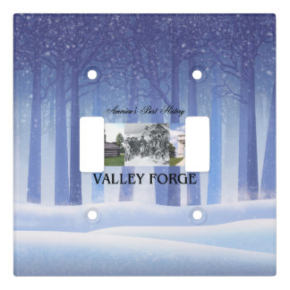ABH Valley Forge Light Switch Cover