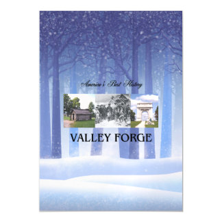 ABH Valley Forge Magnetic Invitations