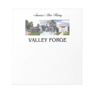 ABH Valley Forge Notepad