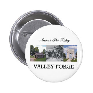 ABH Valley Forge Pinback Button