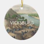 ABH Vicksburg Adorno De Navidad
