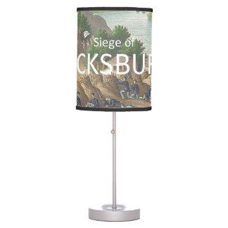 ABH Vicksburg Lámpara De Mesilla De Noche