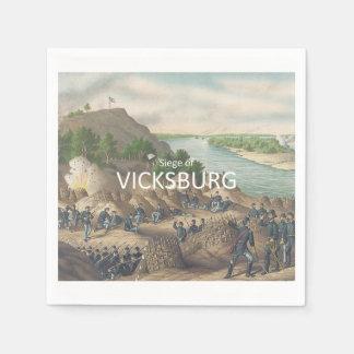 ABH Vicksburg Napkin