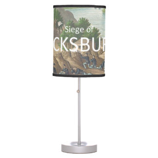 ABH Vicksburg Table Lamp