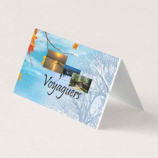 ABH Voyageurs Business Card