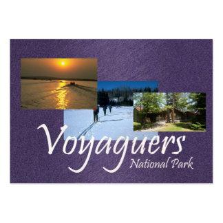 ABH Voyageurs Plantillas De Tarjetas Personales