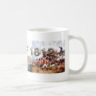 ABH War of 1812 Classic White Coffee Mug