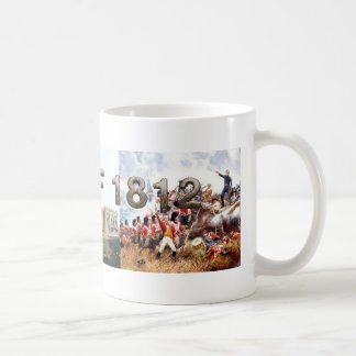 ABH War of 1812 Coffee Mug