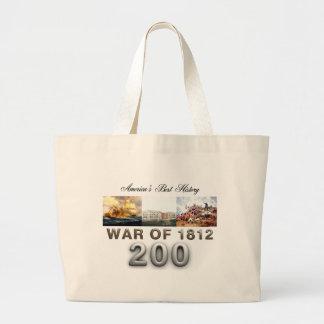ABH War of 1812 Large Tote Bag
