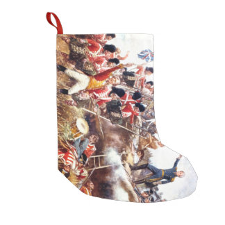 ABH War of 1812 Small Christmas Stocking