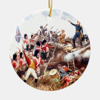 ABH War of 1812 Christmas Ornaments