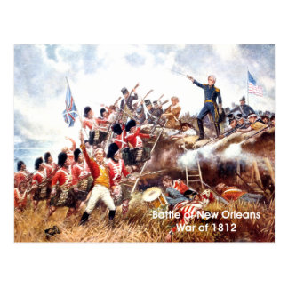 ABH War of 1812 Post Cards