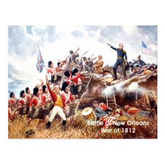 ABH War of 1812 Postcard