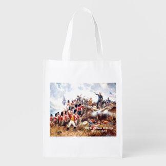 ABH War of 1812 Reusable Grocery Bag