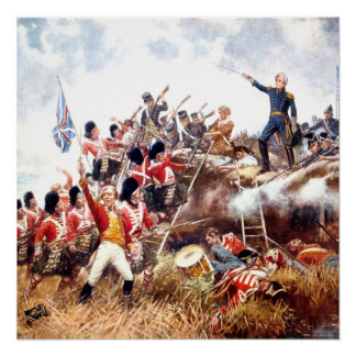 ABH War of 1812 Perfect Poster