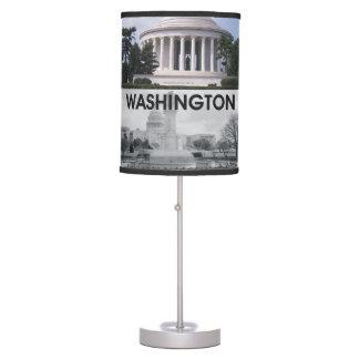 ABH Washington, D.C. Table Lamp