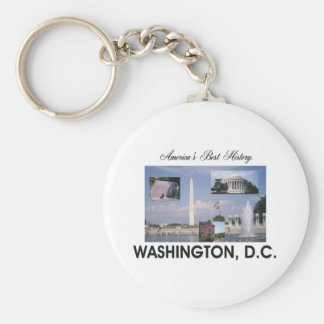 ABH Washington DC Keychain