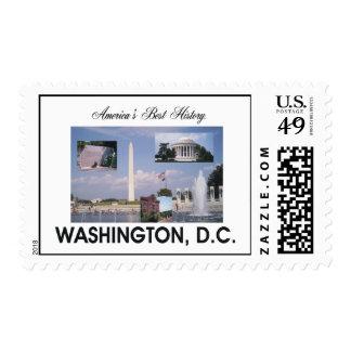 ABH Washington DC Postage Stamp
