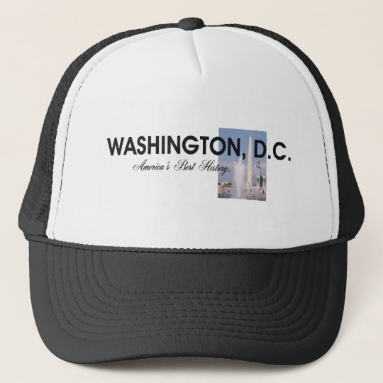 ABH Washington DC Trucker Hat