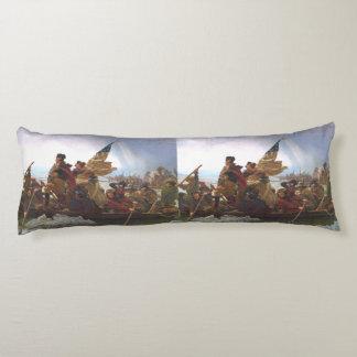 ABH Washington's Crossing Body Pillow