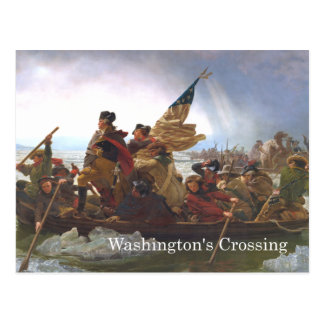 ABH Washington's Crossing Post Cards