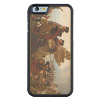 ABH Washington's Crossing Carved® Maple iPhone 6 Bumper Case