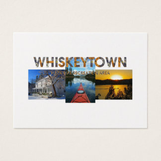 ABH Whiskeytown Business Card