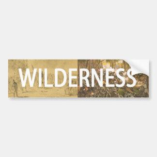 ABH Wilderness Bumper Sticker