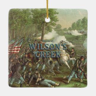 ABH Wilson's Creek Ceramic Ornament