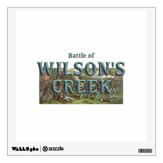 ABH Wilson's Creek Wall Sticker