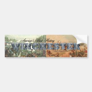 ABH Winchester Bumper Sticker