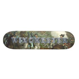 ABH Winchester Skateboard Deck
