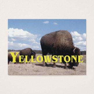 ABH Yellowstone Business Card