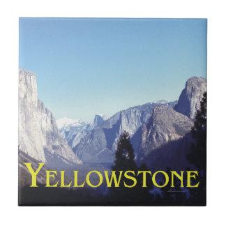 ABH Yellowstone Ceramic Tile