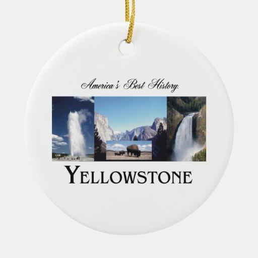 ABH Yellowstone Christmas Tree Ornament