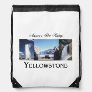 ABH Yellowstone Drawstring Backpack