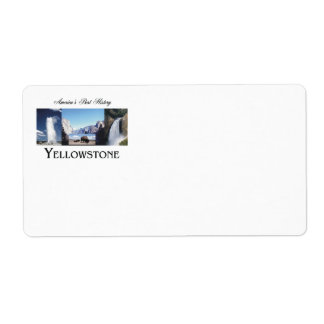 ABH Yellowstone Label