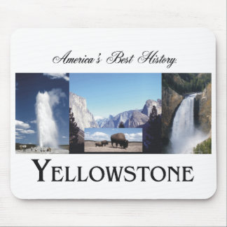 ABH Yellowstone Mouse Pad