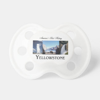 ABH Yellowstone Baby Pacifiers