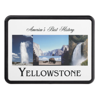ABH Yellowstone Trailer Hitch Cover