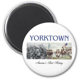 ABH Yorktown 2 Inch Round Magnet